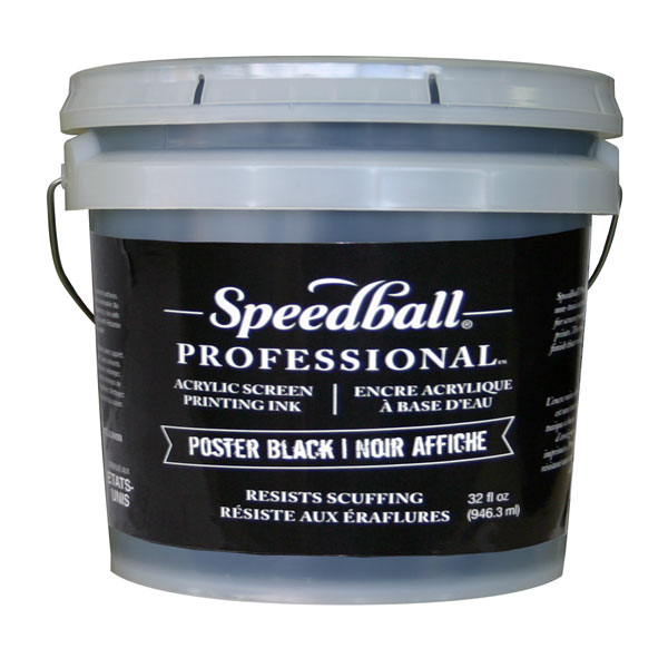 <p> <h3> Speedball Non-Toxic, Water Soluble, Permanent Ink</h3> Permanent inks designed for the professional or hobby screen printer. Inks dry to a permanent film that is ideal for schools, institutions, or anywhere toxicity is a problem. Formulated without the use of heavy metals.</p>