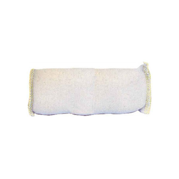 A pillow shaped pads that contain a grit free powder that absorbs dirt. Eliminates the need for clean up erasing. Recommended for paper, film, or cloth.