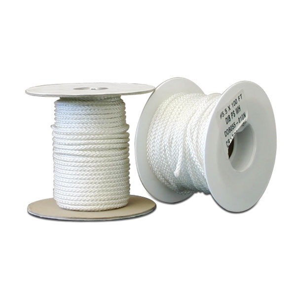 <p>Especially made to fit the grooves on your frame lumber, this cord is uniform to prevent fabric slippage Available in  two diameters to accommodate your screen making needs. Standard is the most popular cord. Large is for the slightly  wider grooves in lumber, older frames, or thinner mesh.</p>